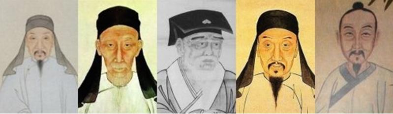 五大知识份子