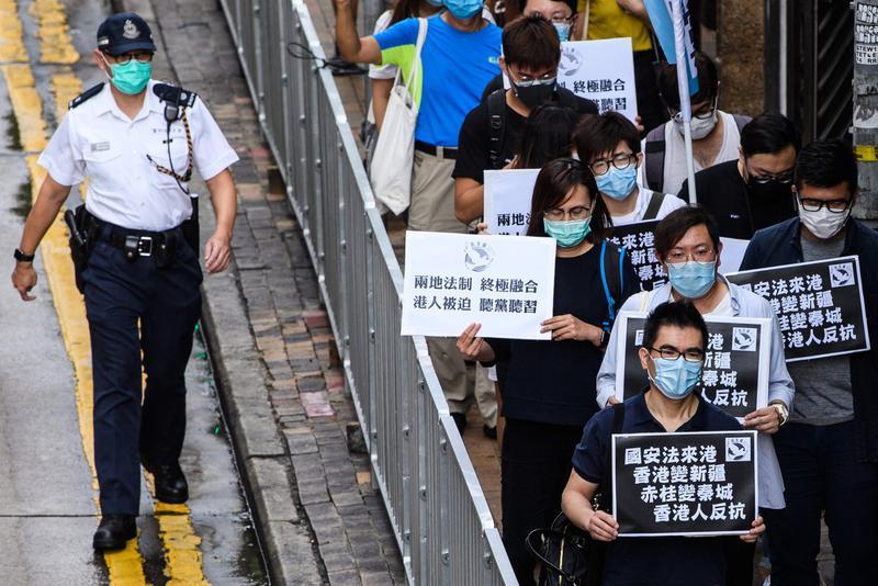 香港版国安法