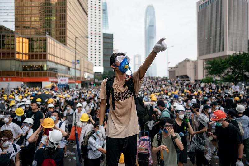 上周,中国全国人大通过港版国安法的消息持续占据国际新闻的头条,西方民主国家对此高度关注。