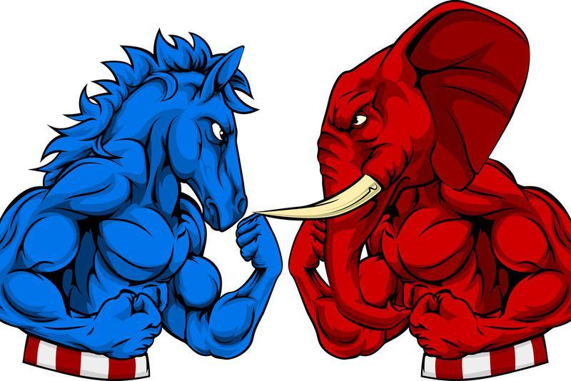 民主党和共和党