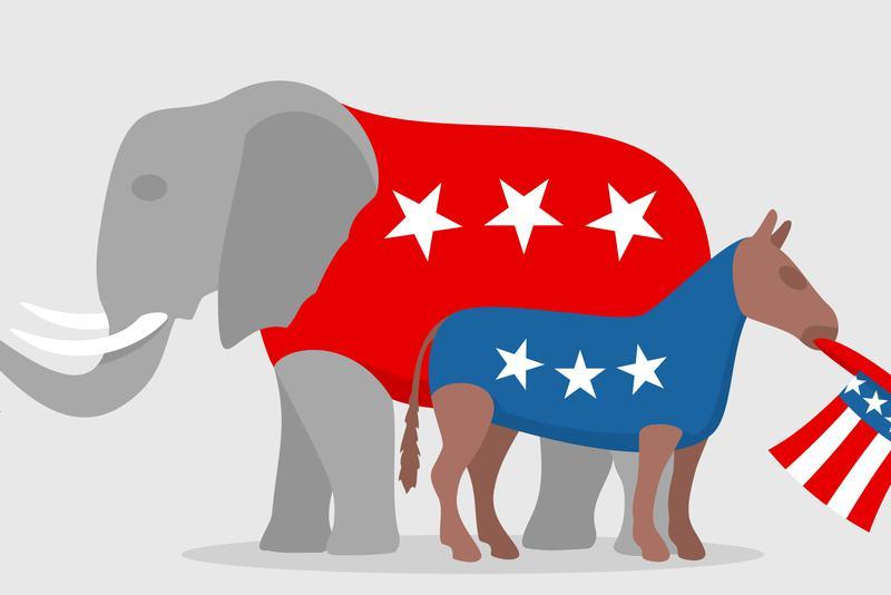 民主黨和共和黨