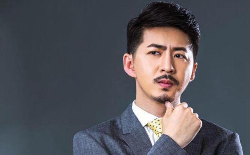中国律师陈秋实。(图片来源:脸书)
