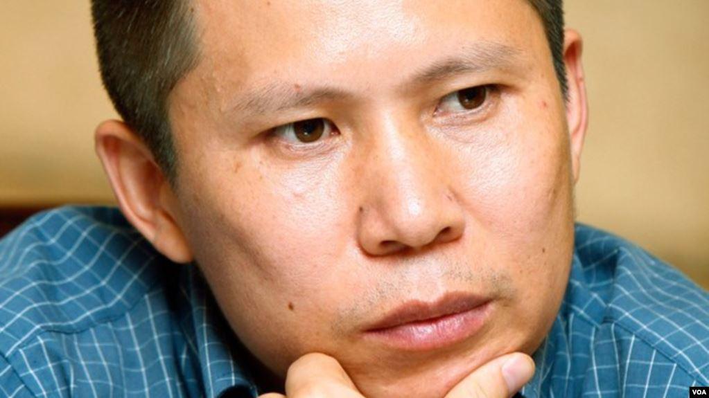 中国法学博士、公民运动倡导者许志永