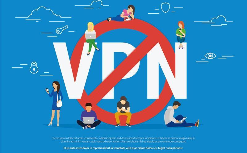 阻止VPN