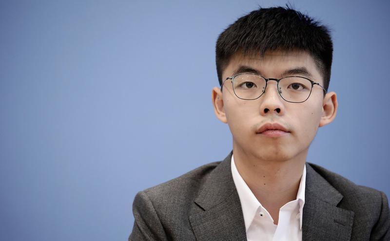 香港眾志秘書長黃之鋒