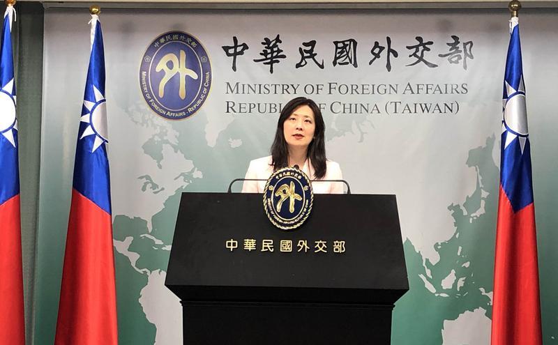 中华民国外交部发言人欧江安