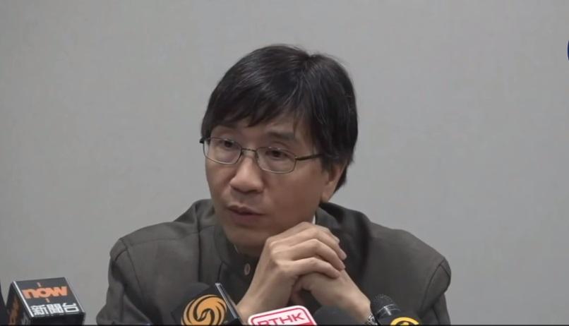 港大教授袁国勇