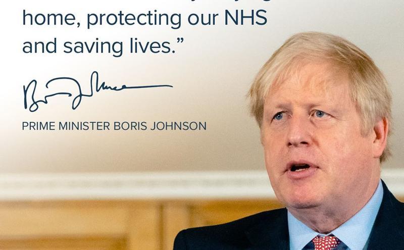 疫情症状持续不退 英相约翰逊预防性入院
