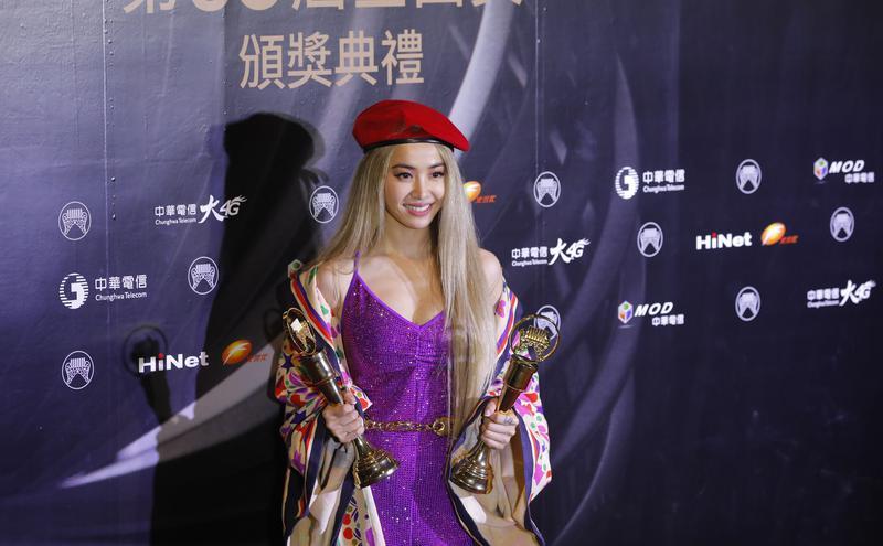 台湾歌手蔡依林