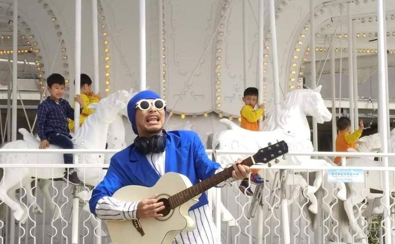 马来西亚歌手黄明志