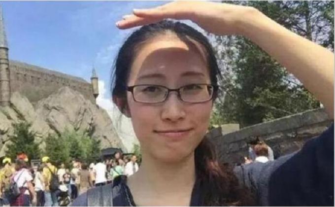 山东青岛女研究生江歌