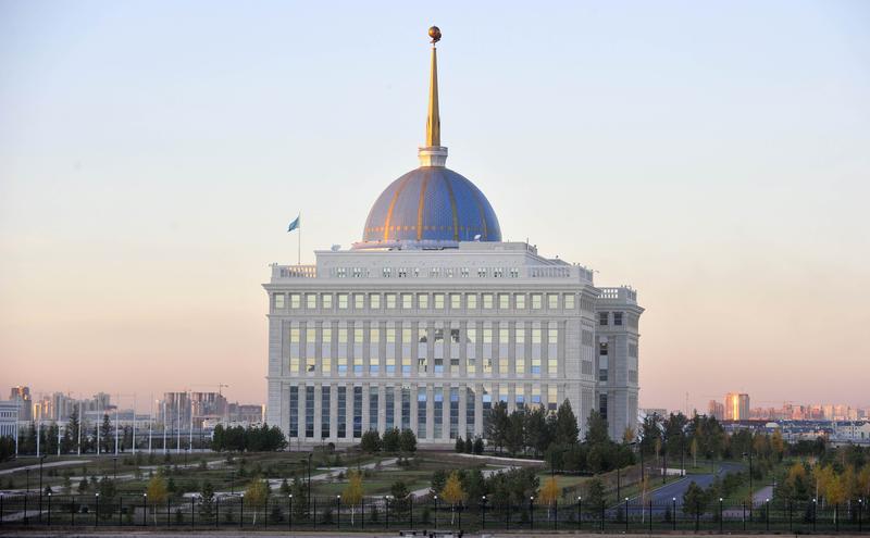 哈萨克斯总统府