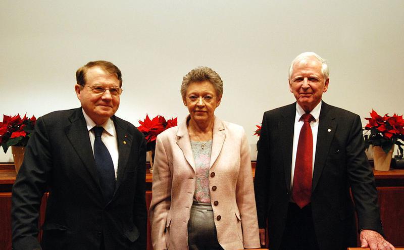 法诺贝尔医学奖得主蒙塔尼耶。