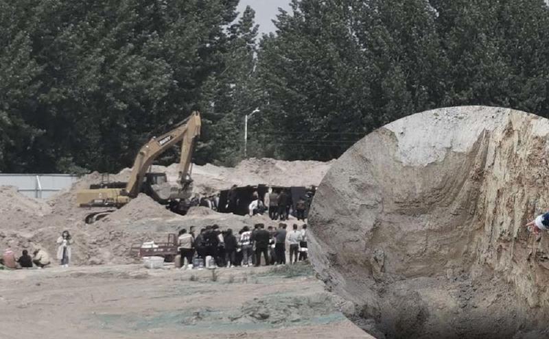 4名男童遭活埋惨案