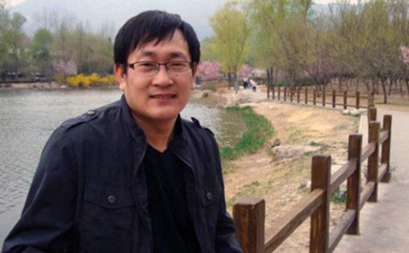 """中国人权律师王全璋因""""709大抓捕""""而被关押。"""