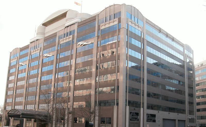 美国联邦通讯委员会华盛顿总部