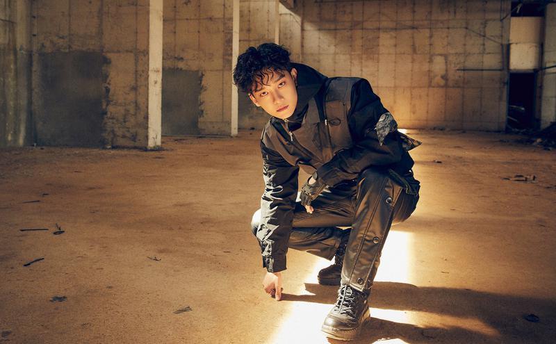 EXO主唱Chen(金钟大)当爸