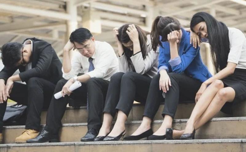 有中国新增失业或超7000万,失业率高达20.5%。