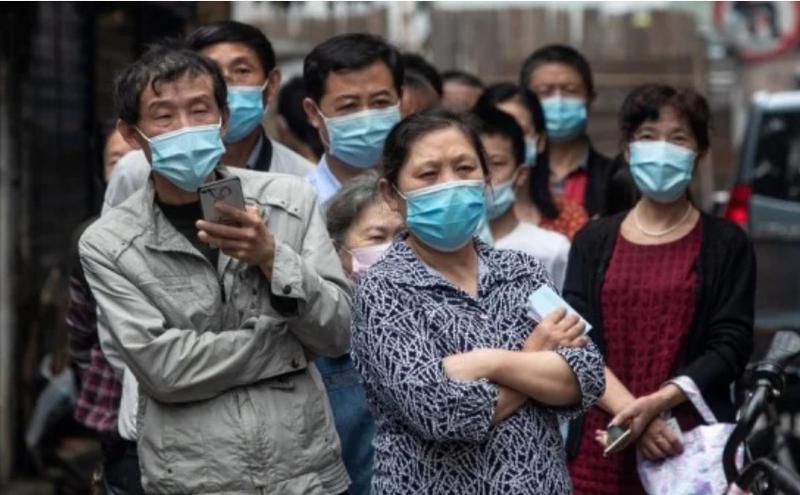 陆媒报导武汉50万人染疫 新闻发布后迅速「被消失」