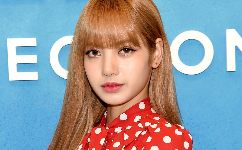 韩国女团BLACKPINK的23岁泰国成员Lisa