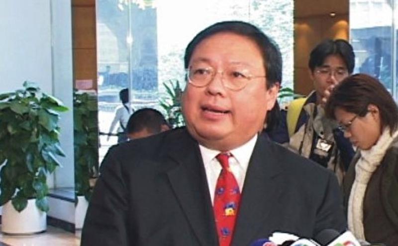 香港民政事务局前局长何志平