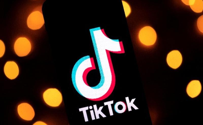 抖音海外版TikTok(图片来源:LIONEL BONAVENTURE/AFP via Getty Images)