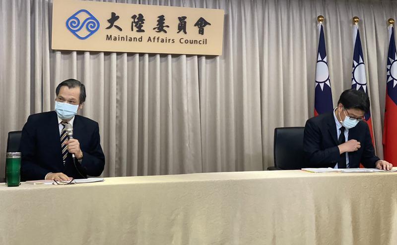 台湾陆委会宣布成立台港服务交流办公室(图片来源:中央社)