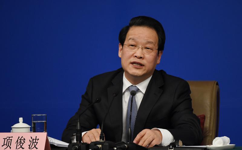 中國前保監會主席項俊波獲刑11年
