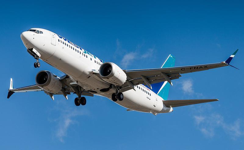 737 MAX客机