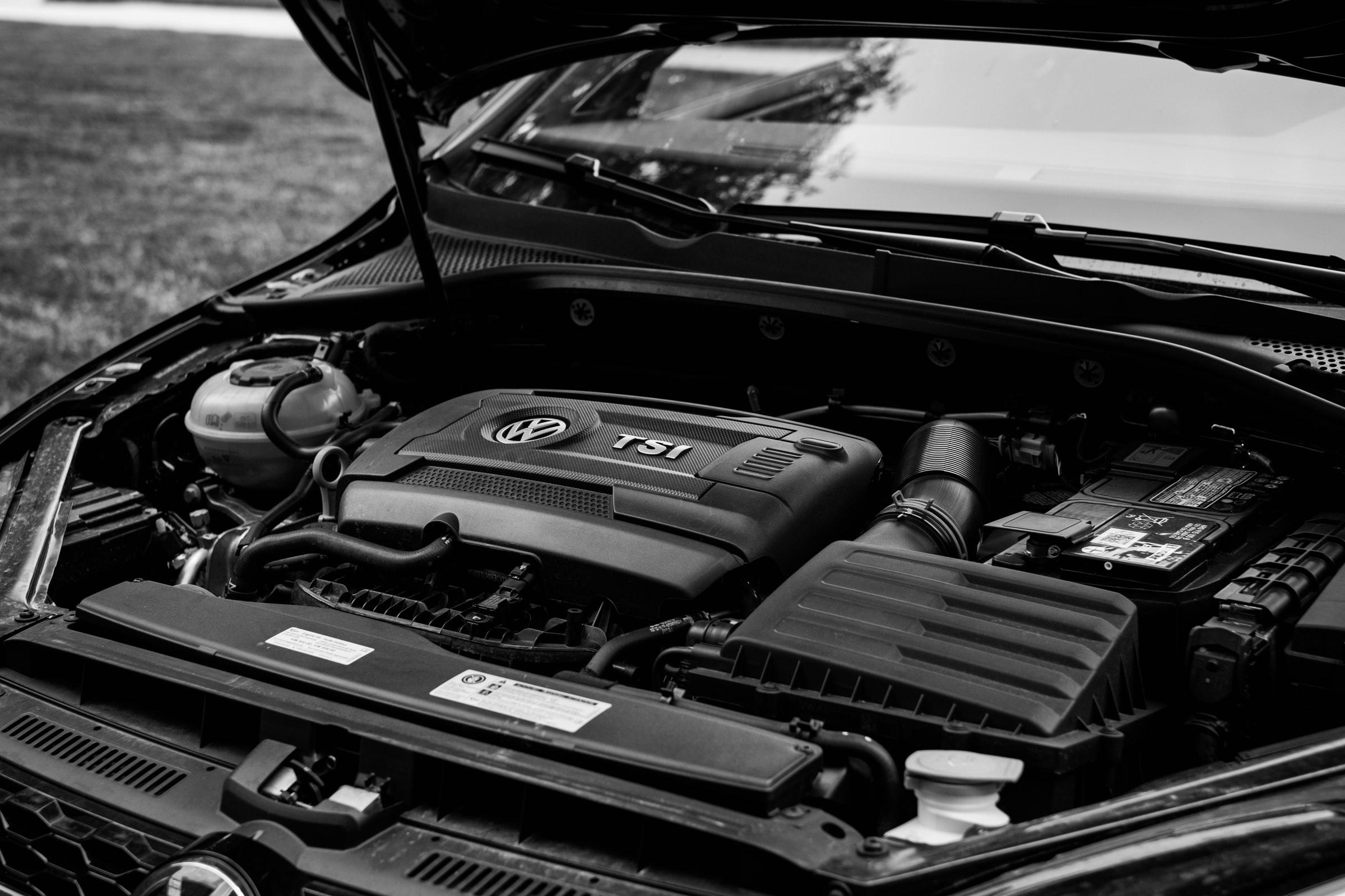 汽车发动机