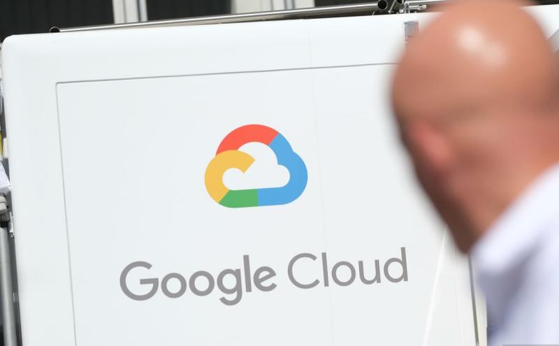 Google Cloud(图片来源:Getty Imagse)