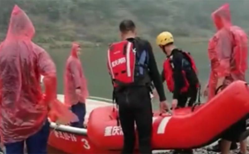 重庆惨剧!8学生落水溺亡