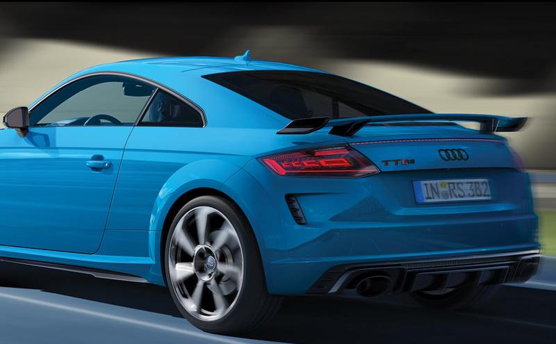 2020款AUDI TT RS七月上市