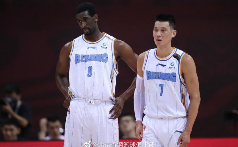 林书豪摆脱低迷攻下26分 助北京首钢击败上海