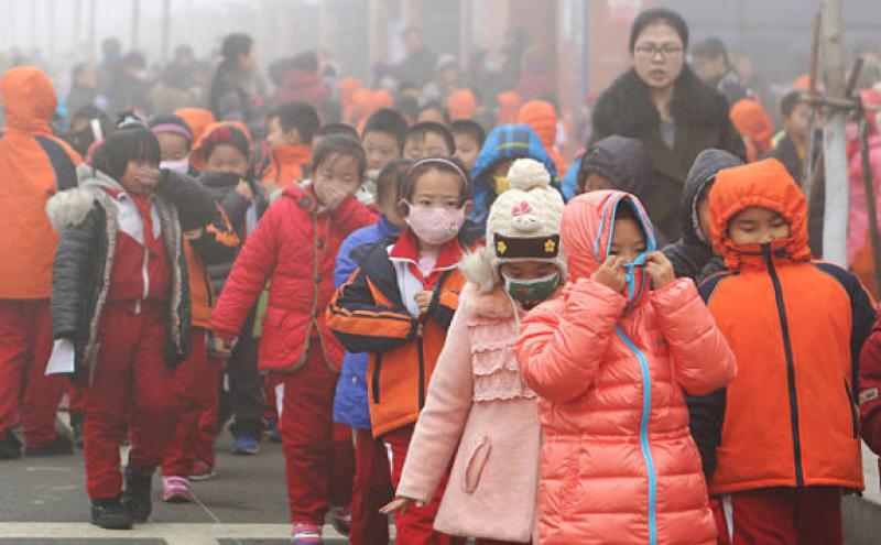 中国小学生