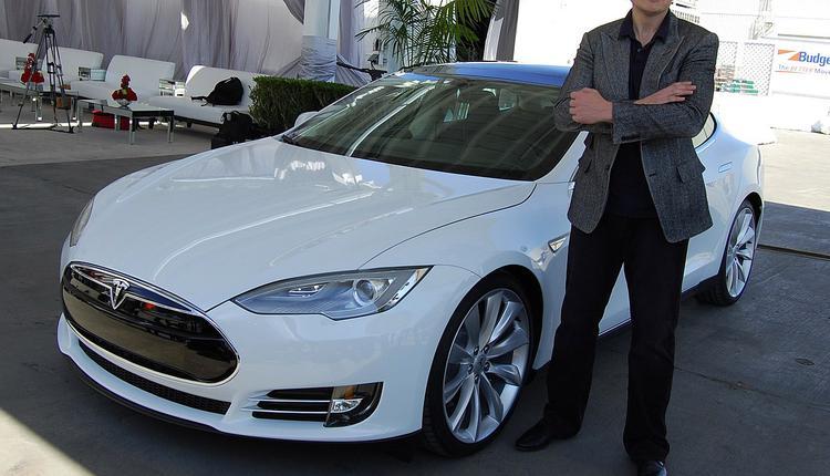 Tesla及Space X行政总裁马斯克(Elon Musk)