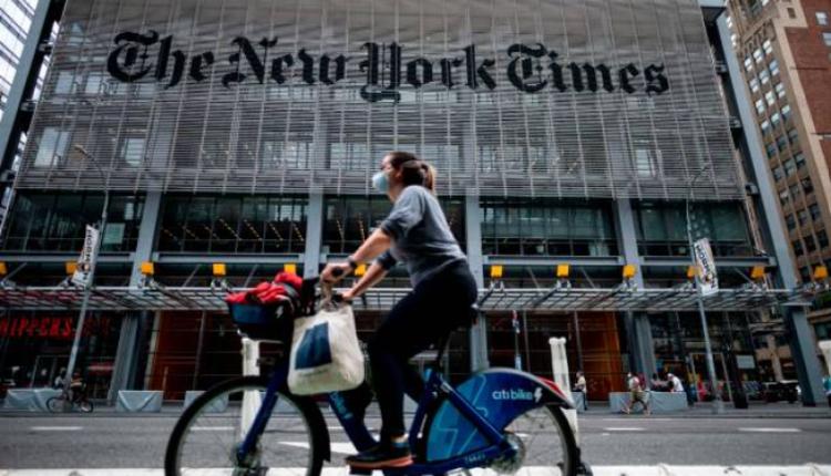 纽约时报大楼
