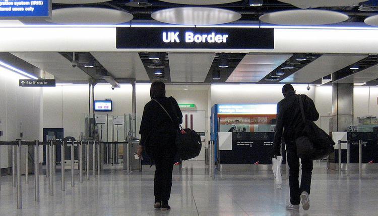 英国,边境,移民,积分制,留学生