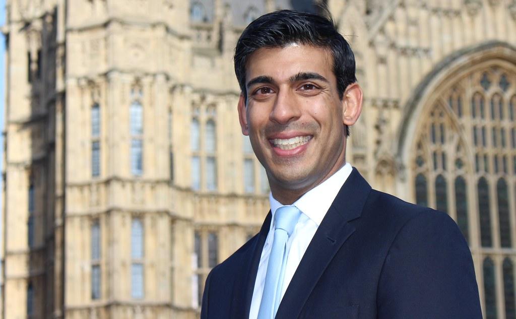 英国,财政大臣,Rishi Sunak ,苏纳克