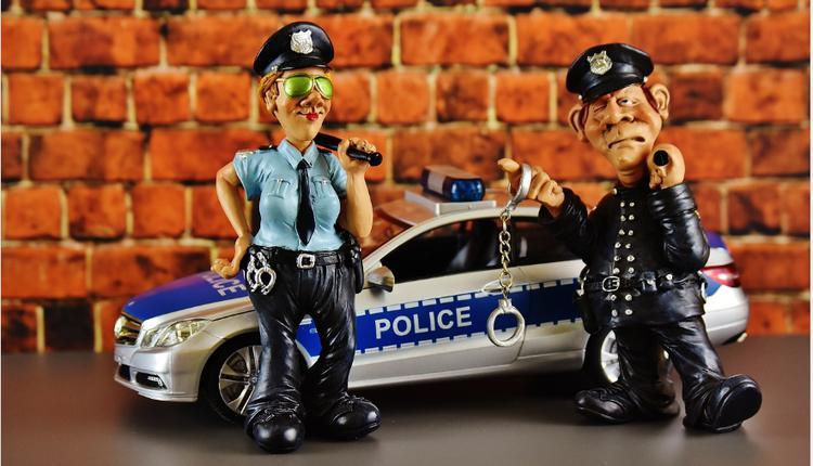 警察 抓贼 警方