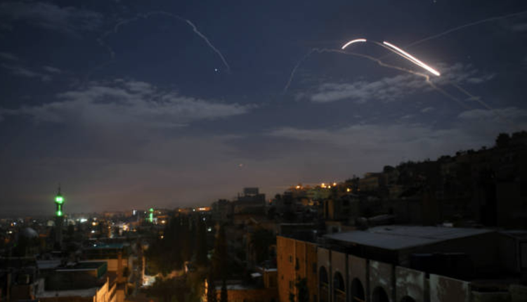 以色列与叙利亚冲突互用炮火攻击