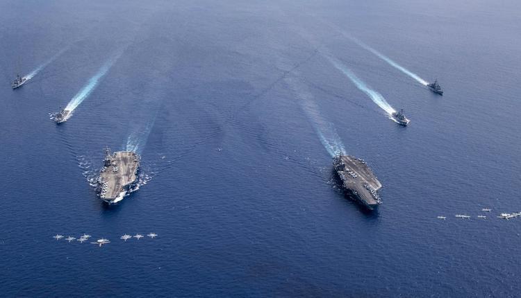 美国军机,空袭告示,上海,福建,中美关系