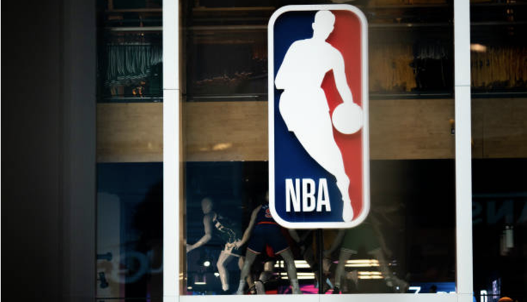 NBA(图片来源:Jeenah Moon/Getty Images)