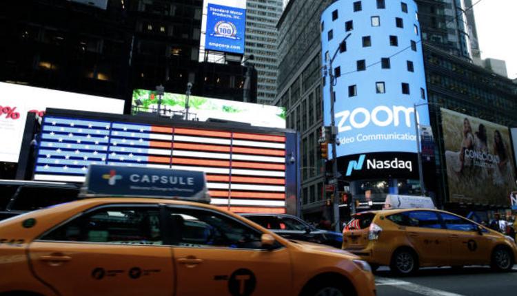 Zoom (图片来源:Kena Betancur/Getty Images)