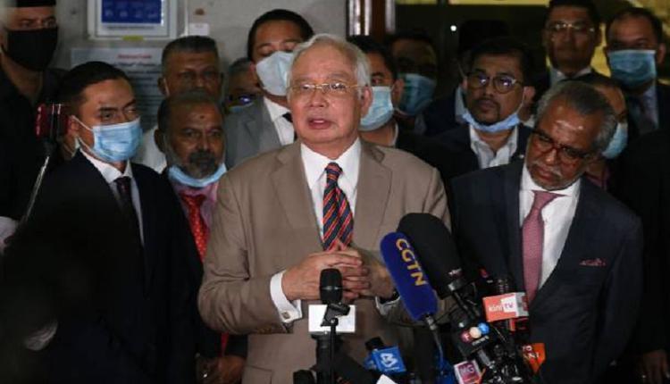 马来西亚前首相纳吉布