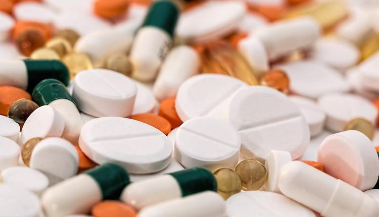 药品示意图