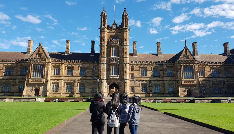 University of Sydney 悉尼大学