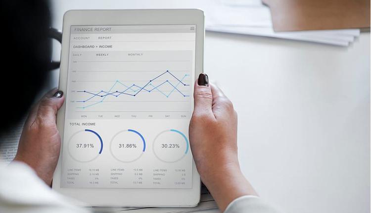 分析 财务报告