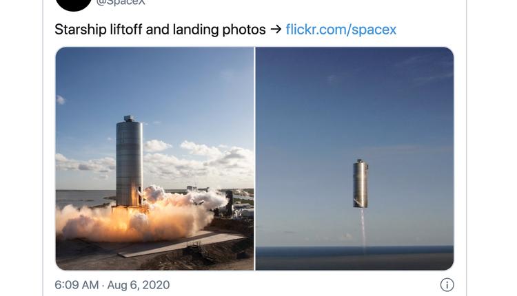 """未来火箭""""星舰""""(Starship)SN5原型机"""