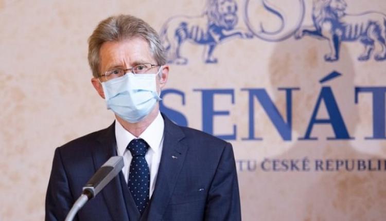 捷克参议院议长维特齐预定8月底率代表团访问台湾。